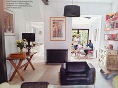 London terrace house renovation