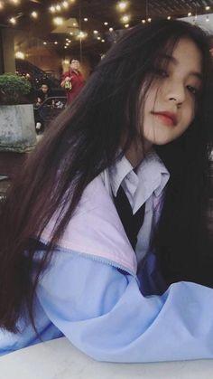 9 Korean Makeup Looks – My hair and beauty Pretty Korean Girls, Cute Korean Girl, Cute Asian Girls, Beautiful Asian Girls, Cute Girls, Uzzlang Girl, Girl Face, Mode Ulzzang, Ulzzang Korean Girl