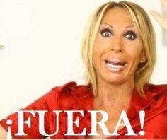 Recolectan firmas ¡Fuera Laura Bozzo de México!