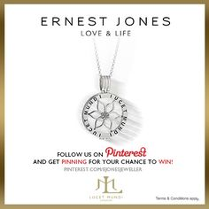 Ernest Jones, Love Jones, Lucet, A Day To Remember, Interesting Information, Summer Jewelry, Love Life, Just Love, Competitions Uk