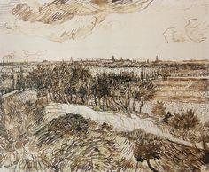 Vincent Willem van Gogh (1853-1890гг).