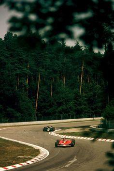 Gilles Villeneuve, Ferrari, Hockenheim 1979