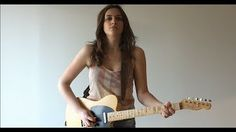 Laura Cox plays Slash, Knopfler, AC/DC, etc - YouTube