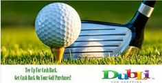 Tee it up..... Get up to 19% cash back when you buy your golf equipment and merchandise at one of these online retailers.... Golfsmith, Global Golf, Golf Outlets, Golf Etail, TGW, Cafepress and Fanatics... Can't beat that! Golf Outlet, For Lash, Golf Ball, Excercise, Tees, Sports, Online Jobs, Outlets, Online Shopping