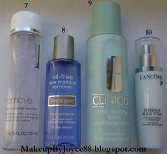 6 Sonia Kashuk Eye Makeup Remover