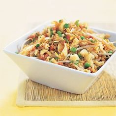 Fried Rice with Ham and Peas Recipe - Cook's Country apr06