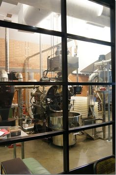 Coffee roaster - Typika Artisan Roasters, Claremont, Perth