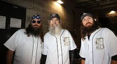 pictures of duck dynasty family before the beards - Google Search