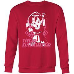 Super Saiyan Pan Daughter Sweatshirt T Shirt - TL00506SW