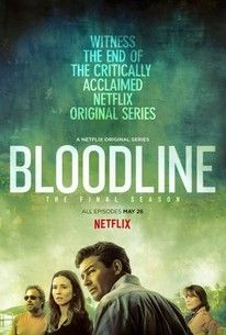 Watched March 2019 on Netflix: Bloodline: Season 3 - Rotten