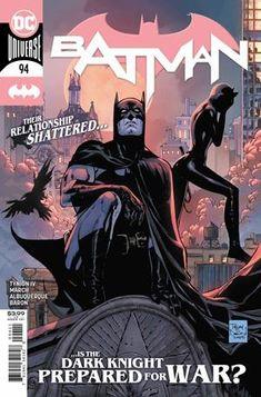 BATMAN #94 (2020) Batman, Superman, Free Comics, Dc Comics, Rafael Albuquerque, Javier Fernandez, Dc Comic Books, Horror Comics, Detective Comics