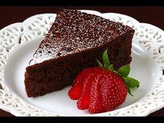 Шифоновый шоколадный бисквит... - YouTube