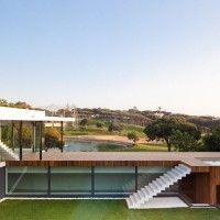 Vale Do Lobo House by Arqui+ Architecture