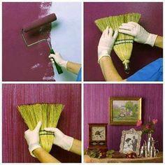 Broom Brushing
