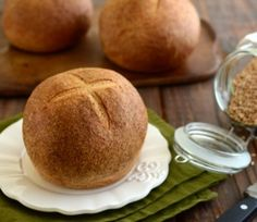 whole wheat bread bowls you can make at home
