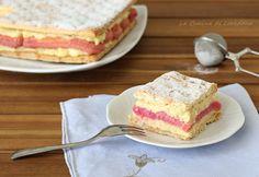 Una ricetta semplice semplice a prova anche dei più imbranati in cucina per un dolce squisito e delicato: la Torta Diplomatica