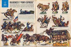 """Diligenze e """"Pony-Express"""" - http://www.afnews.info/wordpress/2015/06/28/diligenze-e-pony-express/"""