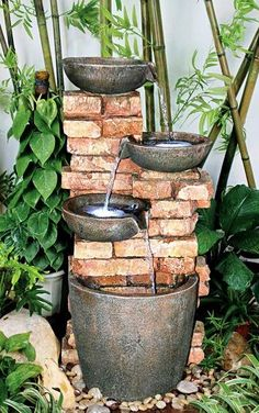 20 briliáns mód, hogyan díszítsük a kertet téglával - Ez neked is tetszeni fog! második oldal