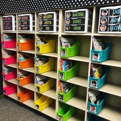elementary classroom decor During my first year of teaching, I made the mistake of not sending enough graded work home and some parents were shocked during conference time wh Classroom Mailboxes, Classroom Setup, Classroom Design, Kindergarten Classroom, Future Classroom, Classroom Cubbies, Preschool Classroom Decor, Classroom Board, Free Preschool