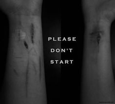 self harm Because it's so hard to stop, I know, relapse after a long time with out selfharming, and yes we are many males that have or self harm Stay strong