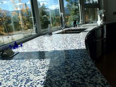 Gallery - Glass Recycled Surfaces