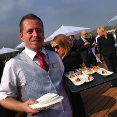 Posts you've liked | Webstagram Crew serving at the Cristening of the new Viking Longships in Avignon/ France