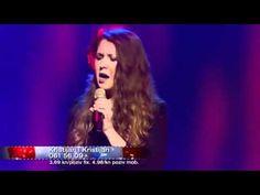 "Viktorija Novosel (cantante croata) interpretando ""paloma negra"". - YouTube"
