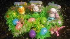 Easter Solar Powered Bunny,Chick and Lamb Lot of 3 -  NIP!!  Really Cute!!