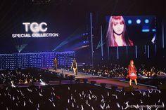 【9/3 TGC】Nicole Fujita on TGC Special Stage by Tsuyoshi Noguchi