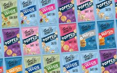 Good & Honest launches popped crisps range in UK - FoodBev Media Snack Brands, Sweet Chilli, Food Packaging Design, Sweet And Salty, Sour Cream, Healthy Snacks, Crisp, Product Launch, Stuffed Peppers