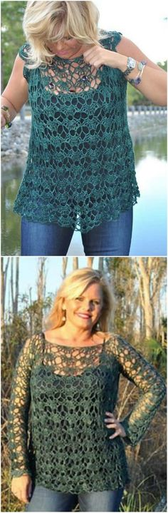 You will love to make yourself this gorgeous Sweet Clara Crochet Top and we have the free pattern and video tutorial for you.