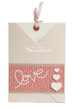 Leipzig stempelt - mit Stampin' Up!®Elements of Style