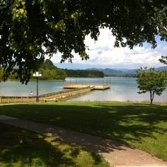 The Ridges Resort & Marina, Hiawassee, GA #lakeweddings