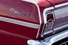1963 Nova Super Sport