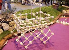 A praktická ukázka, co se dá postavit ze stavebnice Koobi rodina.