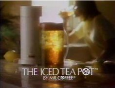 On this #FlashbackFriday / #fbf, let's celebrate with a good old-fashioned iced tea.    I didn't make it for you, I'm merely providing the steps to make it!