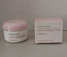 NIB Discontinued Classic Mary Kay Gentle Cleansing Cream Formula 1 #MaryKay