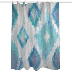 Del Mar Shower Curtain - $39.99 BedBathandBeyond.com