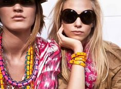 Tory Burch Summer Style