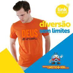 DEUS Não Precisamos Ver Pra Acreditar! : Camiseta DEUS => http://www.camisetasdahora.com/p-4-172-4091/Camiseta---Deus | camisetasdahora