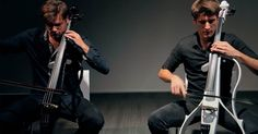 Meet 2CELLOS, the pioneers of the cello music revolution, and watch their epic performance at Mashable HQ.