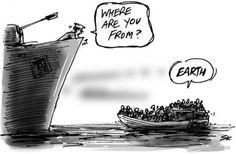 Vluchtelingen zijn mensen. Beseffen we dat nog wel? - HLN.be