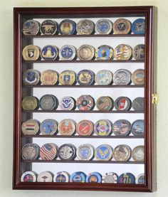 86 Best Challenge Coin Display Images Challenge Coin