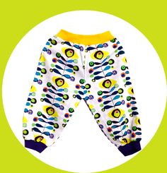 baby Pants, Design by Wesna Wilson 2011