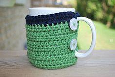 Ravelry: Mimi's Crochet Mug Cozy pattern by Mimi Alelis