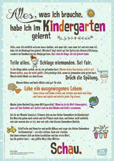 Poster with great quotes about the importance of kindergarten for the personal . - Poster with great quotes about the importance of kindergarten for personality … – – - Parenting Quotes, Kids And Parenting, Parenting Hacks, Education Quotes, Kindergarten Portfolio, Elementary Education, Creative Thinking, Great Quotes, Pickup Lines