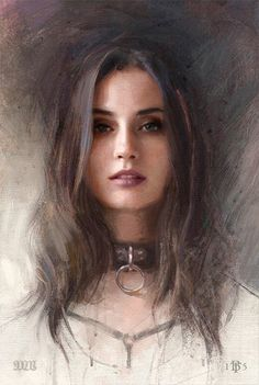 Tom Bagshaw - Portrait Studies                                                                                                                                                                                 More