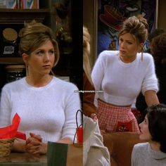 rachel green's style — Season 2 - Episode 9 - The One With Phoebe's Dad
