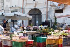 Ortigia Market in Sicily via @emikodavies