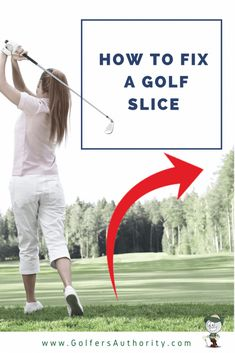 How to Fix a Slice